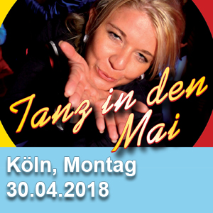AHOI-Party Tanz in den Mai 30.04.2018 Köln