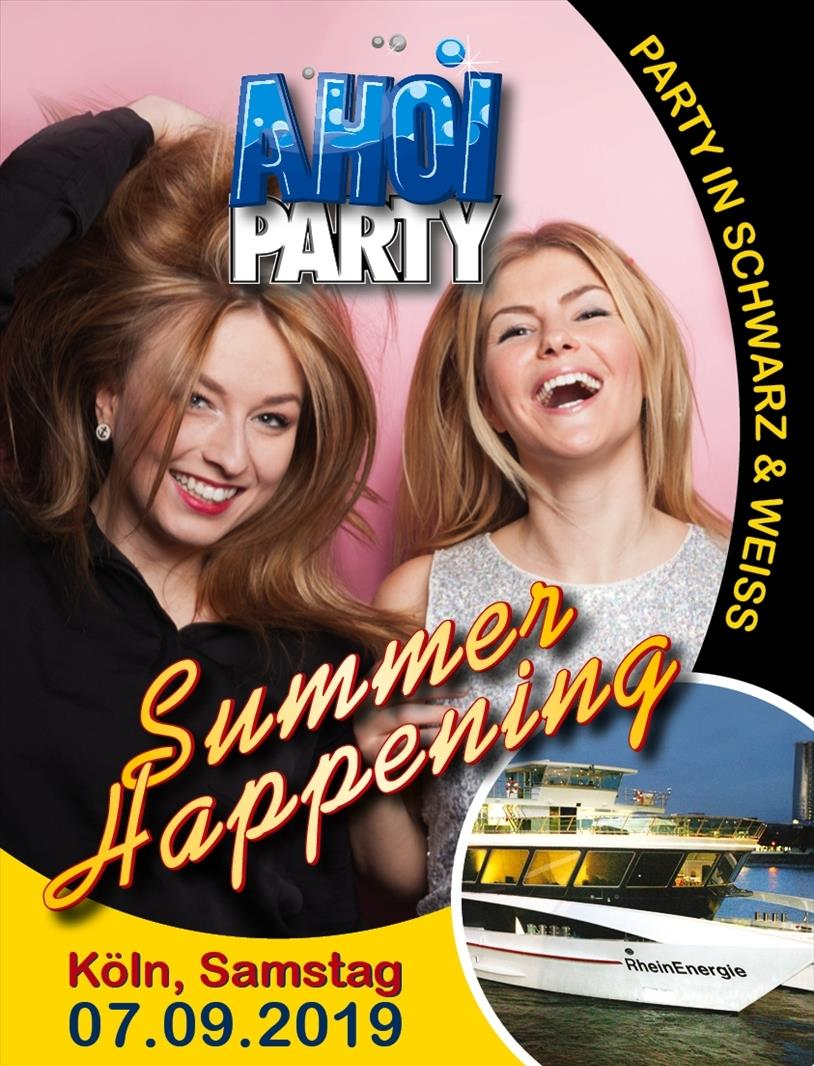 AHOI-Party Summer Happening 2019