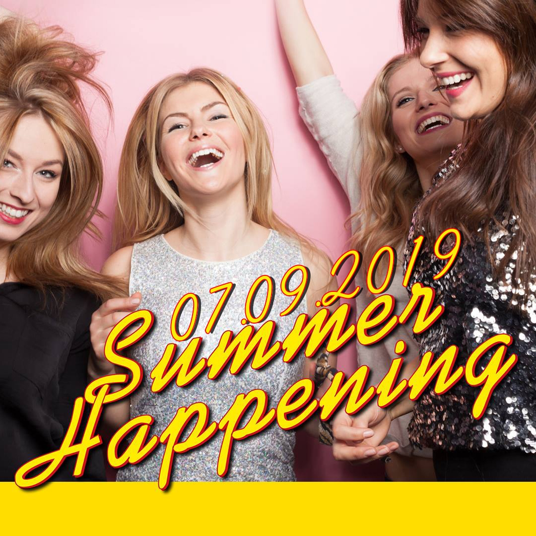 AHOI-Party Summer Happening 07.09.2019 Köln