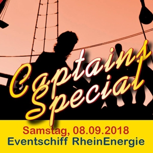 AHOI-Party Captains Special 08.09.2018