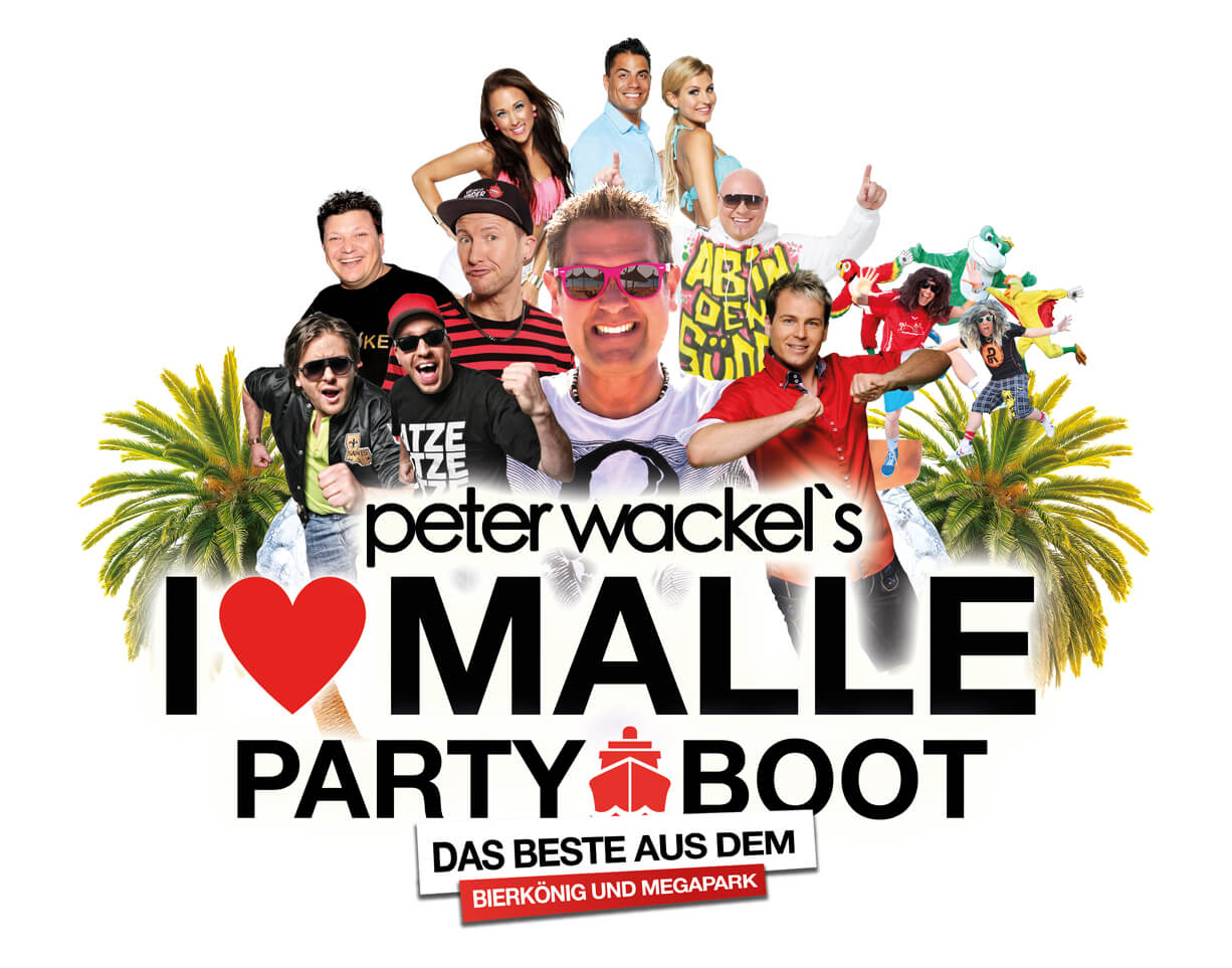 Peter Wackels Partyboot 2019
