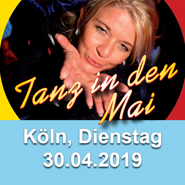 AHOI-Party Tanz in den Mai 30.04.2019 Köln