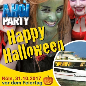 AHOI-Party Happy Halloween 31.10.2017 Köln